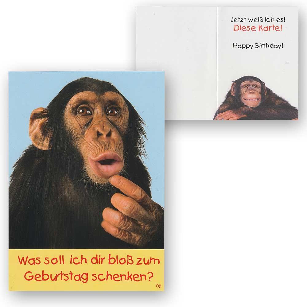 Geburtstagskarte gl ckwunschkarte mit briefumschlag for Geburtstagskarte 25 geburtstag