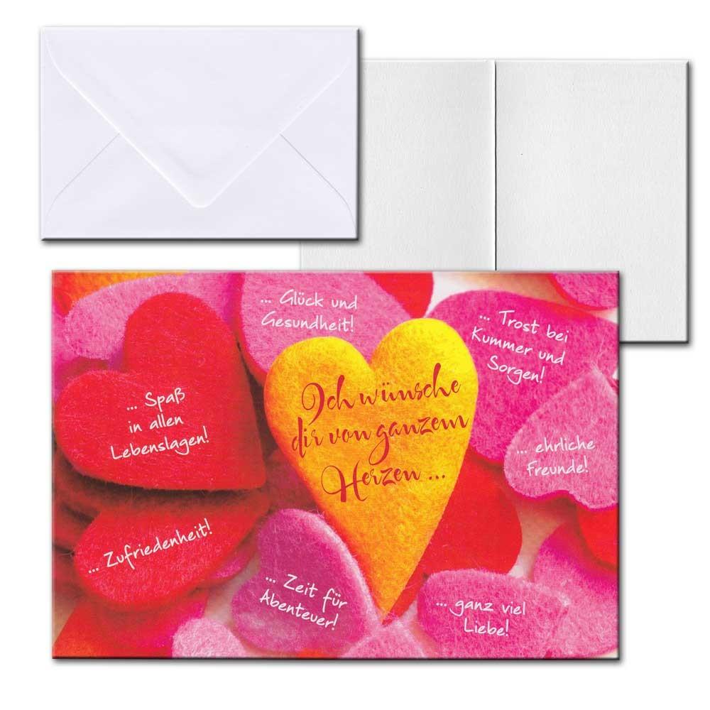 Briefumschlag Beschriften Zum Geburtstag : Cartolini aufklappkarte karte sprüche zitate briefumschlag