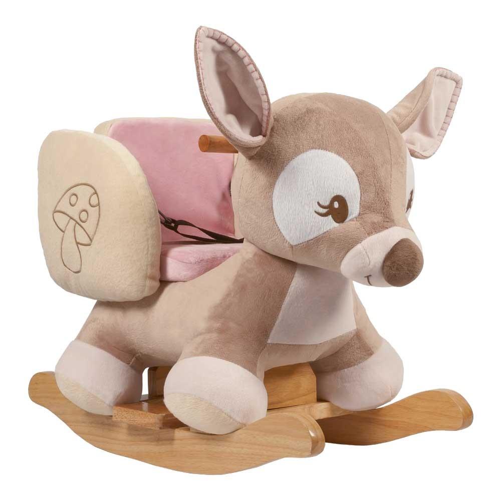 nattou baby schaukeltier schaukelpferd hund igel esel hase reh b r schaukelspiel ebay. Black Bedroom Furniture Sets. Home Design Ideas